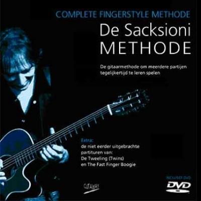 De Sacksioni Methode (2 boeken + DVD)